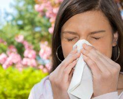 10 maneiras em que a aliviar os sintomas de alergias