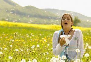 Começa alergia temporada O que é para ser feito?