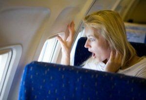 Como se livrar do medo de voar