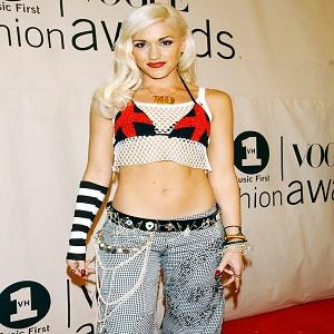 Hollywood decidiu: Gwen Stefani tem abs ideal