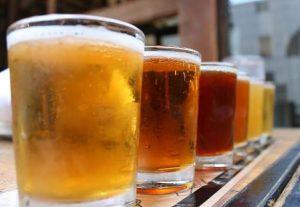 Porque é bom para as mulheres, para beber cerveja