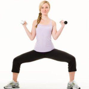 Top 6 exercícios para o quadril sexy